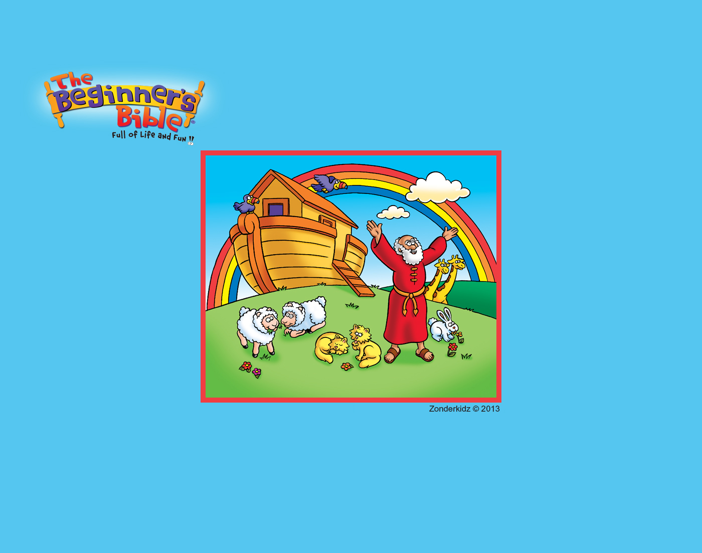 Wallpaper  Noahs Ark