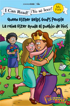 Queen Esther Helps God's People / La reina Ester ayuda al pueblo de Dios