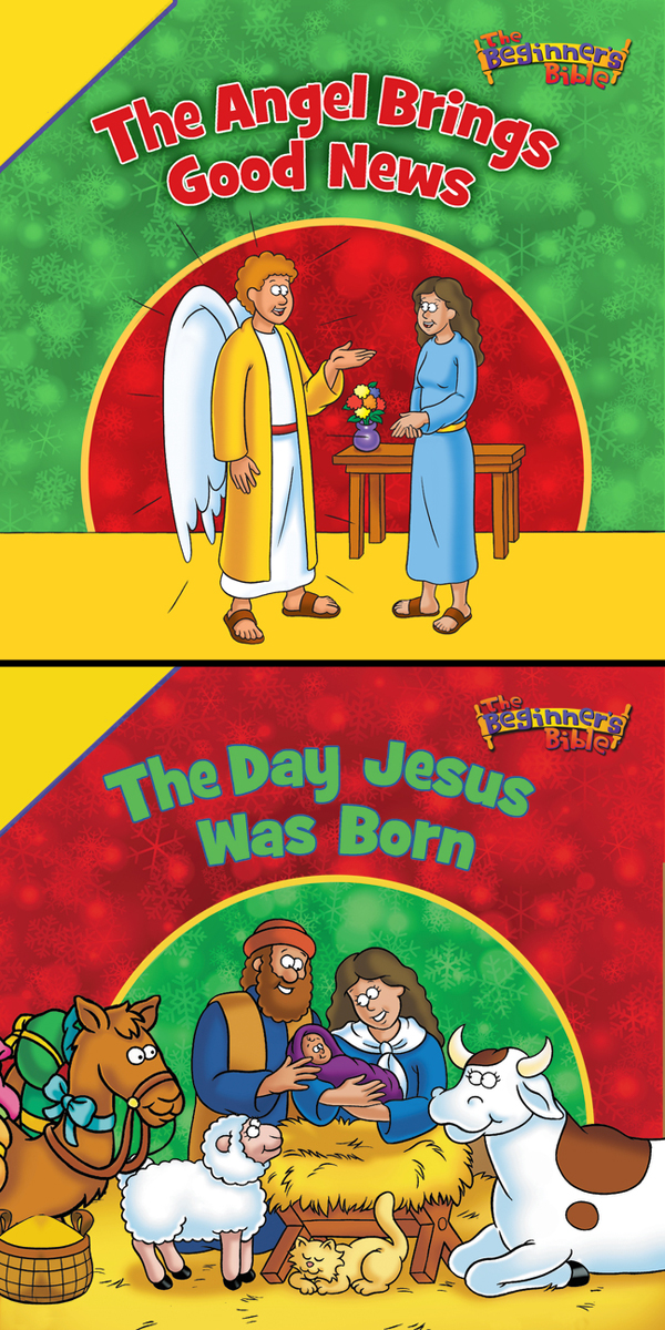 The Day Jesus Was Born/ The Angel Brings Good News
